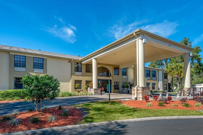 Comfort Inn Ocala Silver Sprgs - Ocala - Gebäude