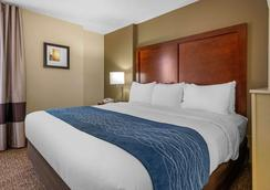 Comfort Inn Ocala Silver Sprgs - Ocala - Schlafzimmer