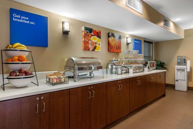 Comfort Inn Ocala Silver Sprgs - Ocala - Buffet