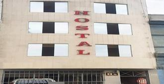 Hostal Tu&yo - Lima - Building