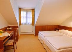 Hotel Floret - Pruhonice - Bedroom
