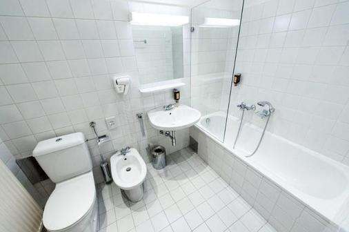 Hotel Babula Am Augarten - Vienna - Bathroom