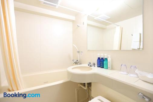 Hotel Hokke Club Hiroshima - Hiroshima - Bathroom