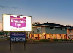 Knights Inn Midland - Midland - Rakennus