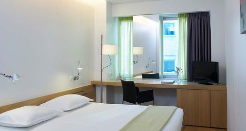 Fresh Hotel - Athens - Bedroom