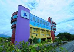 瓜拉馬六甲酒店 - 浮羅交怡 - 蘭卡威 - 建築