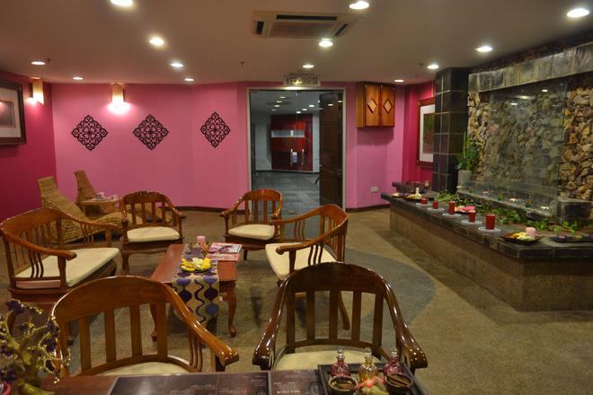 OYO 44082 Kuala Melaka Inn - Langkawi Island - Lounge