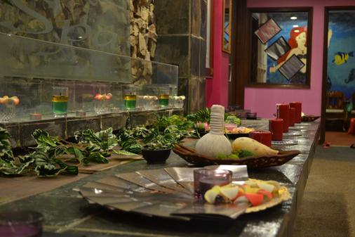 瓜拉馬六甲酒店 - 浮羅交怡 - 蘭卡威 - 飲食