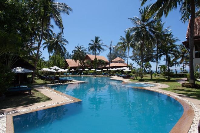 Coral Hotel Bangsaphan - Bang Saphan - Piscine