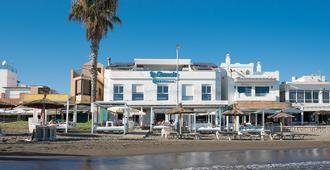Hotel La Chancla - Málaga - Byggnad
