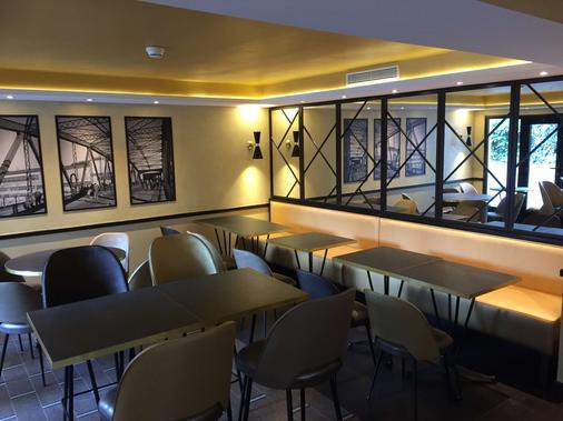 Best Western Select Hotel - Boulogne-Billancourt - Εστιατόριο