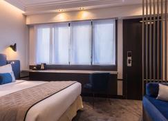 베스트 웨스턴 셀렉트 호텔 - 볼로뉴빌랑쿠르 - 침실
