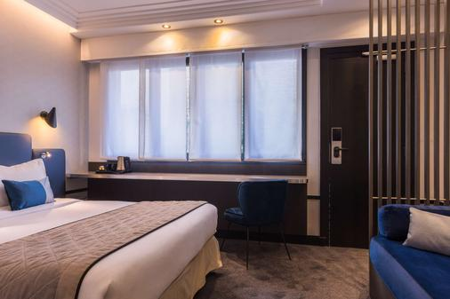 Best Western Select Hotel - Boulogne-Billancourt - Κρεβατοκάμαρα