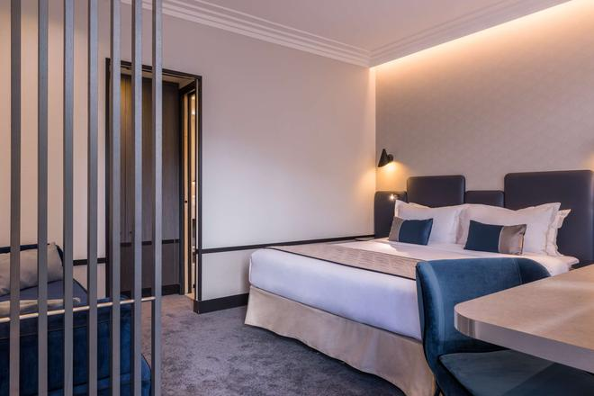 Best Western Select Hotel - Boulogne-Billancourt - Κρεβατοκάμαρα