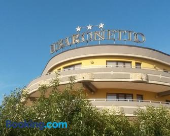 Hotel Il Baronetto - San Marco Argentano - Gebouw