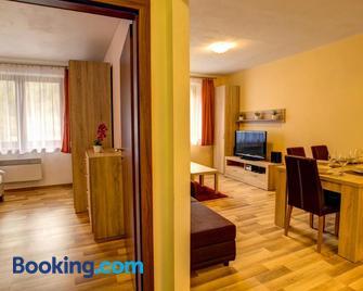 Apartmány Tri Studnicky - Demanovska Dolina - Slaapkamer
