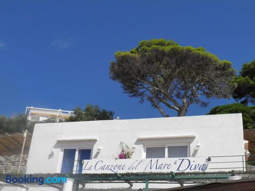 Diva La Canzone Del Mare - Capri - Building