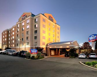 Fairfield Inn & Suites by Marriott Woodbridge - Avenel - Gebouw