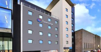 Travelodge Aberdeen Central Justice Mill - Aberdeen - Building