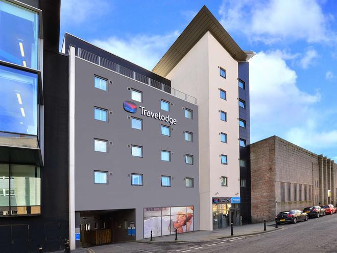 Travelodge Aberdeen Central Justice Mill - Aberdeen - Building