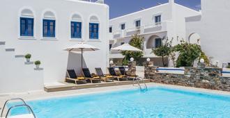 Semeli hotel - Agios Prokopios