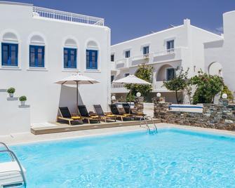 Semeli hotel - Agios Prokopios - Pool