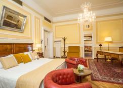 Bristol Palace Hotel - Genua - Schlafzimmer