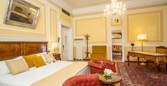 بريستول بالاس هوتل - جنوة - غرفة نوم
