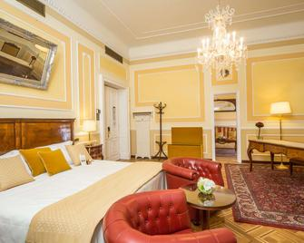 Bristol Palace Hotel - Генуя - Спальня