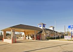 Americas Best Value Inn Weatherford, Tx - Weatherford - Building