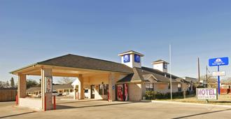 Americas Best Value Inn Weatherford, Tx - Уэтерфорд - Здание