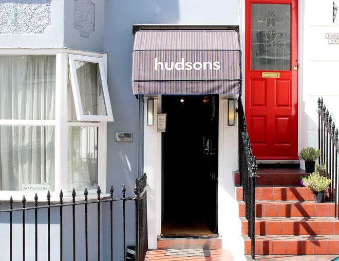 Hudsons - Brighton - Vista del exterior