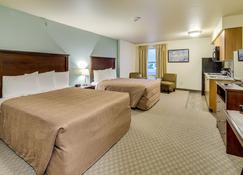 Aptel Studio Hotel - Anchorage - Bedroom