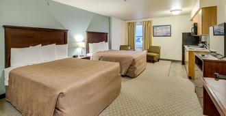 Aptel Studio Hotel - Anchorage - Habitación