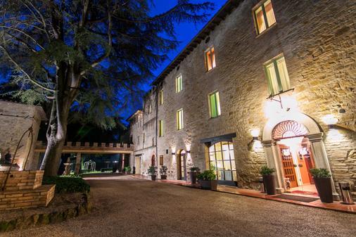 Parco Dei Cavalieri - Assisi - Toà nhà