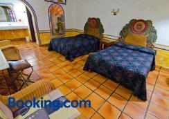Hotel el Fuerte - El Fuerte - Bedroom