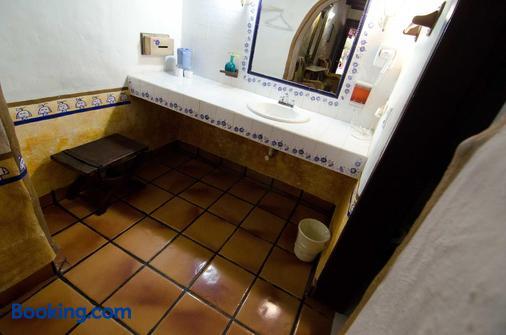 Hotel el Fuerte - El Fuerte - Bathroom