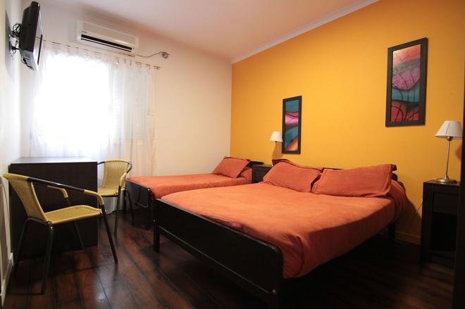 Hotel Ancón - Buenos Aires - Bedroom