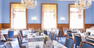 Top Hotel Amberger - Βίρτσμπουργκ - Εστιατόριο