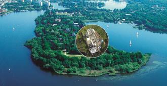 INSELHOTEL Potsdam-Hermannswerder - Potsdam - Vista del exterior