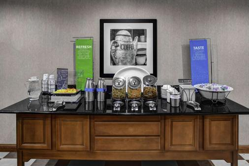 Hampton Inn Coldwater - Coldwater - Buffet