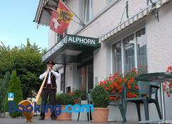 Hotel Alphorn - Interlaken - Building