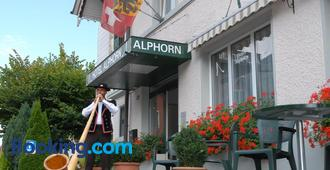 Hotel Alphorn - Interlaken - Building