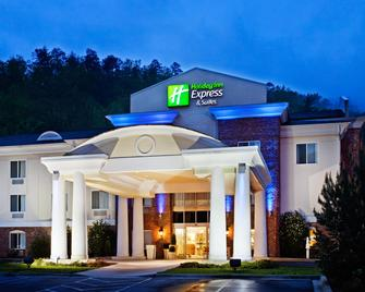 Holiday Inn Express Hotel & Suites Cherokee-Casino - Cherokee - Building