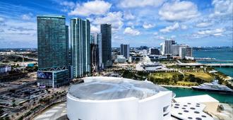 Holiday Inn Port Of Miami-Downtown - מיאמי - נוף חיצוני