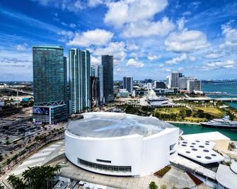 Holiday Inn Port Of Miami-Downtown - Miami - Vista externa