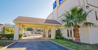 Americas Best Value Inn Austin University - Austin - Building