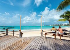 Baker's Suites - Simpson Bay - Plaża