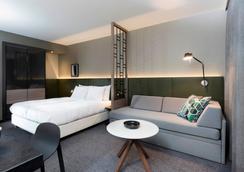 漢堡倉庫區阿迪娜公寓酒店 - 漢堡 - 臥室