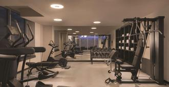Adina Apartment Hotel Hamburg Speicherstadt - Hamburgo - Gym
